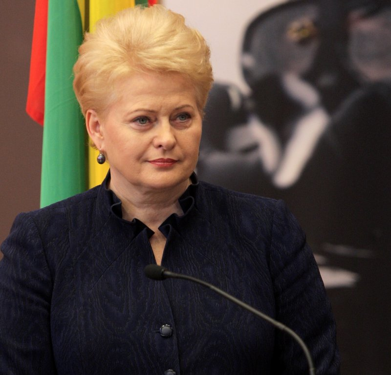 Президент Литвы на конференции женщин лидеров в Исландии Литва  Президент Литвы на конференции женщин лидеров в Исландии